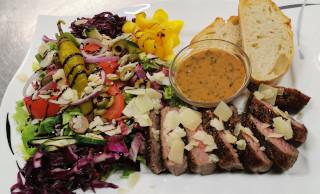 Salat Steiger